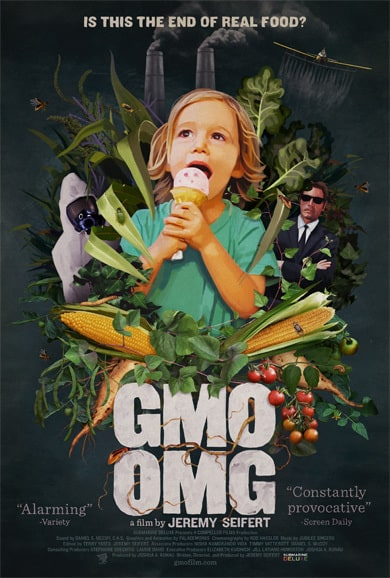 GMO OMG, documentary fil, directed by Jeremy Seifert, Mr. Media interview