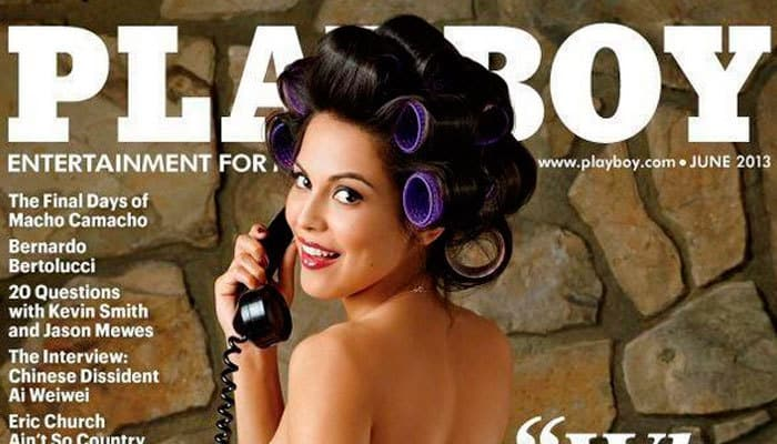 Raquel Pomplun, 2013 Playboy Playmate of the Year, Mr. Media Interview