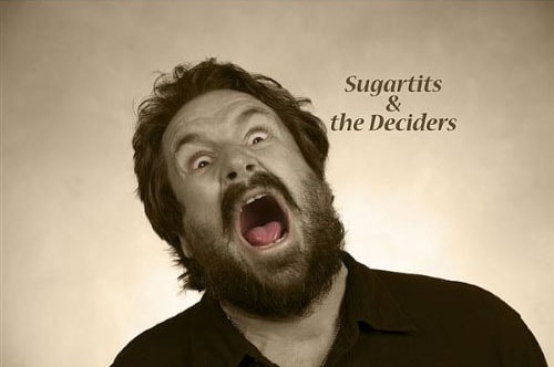 John Melendez, Sugartits and the Deciders, Stuttering John, Mr. Media Interview