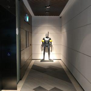 海洋公園萬豪酒店-Marine Wing電梯大堂
