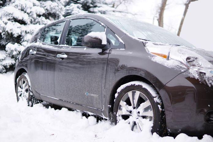 electric car vs. winter | mr. money mustache