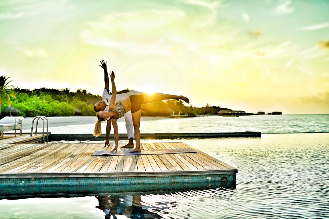 Yoga @ Quiet Zone
