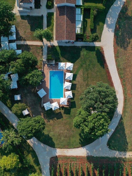 Relais & Chateaux Meneghetti Bale / Istria