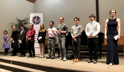 MRMTA Performance Scholarship Winners for 2019
