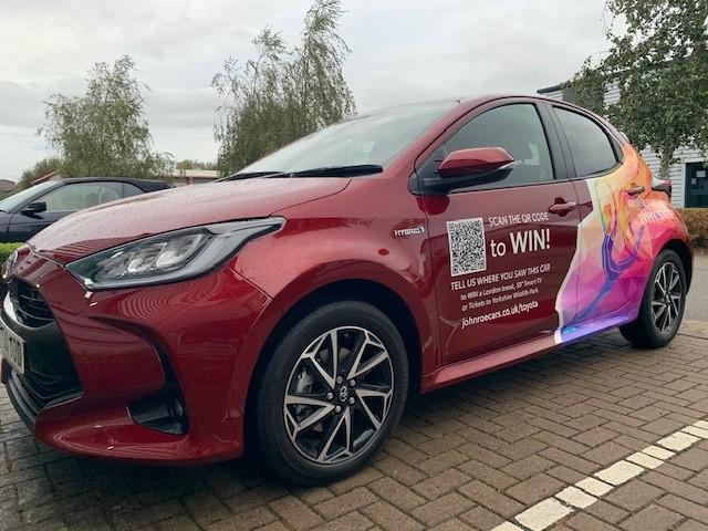 Toyota Hull Promo