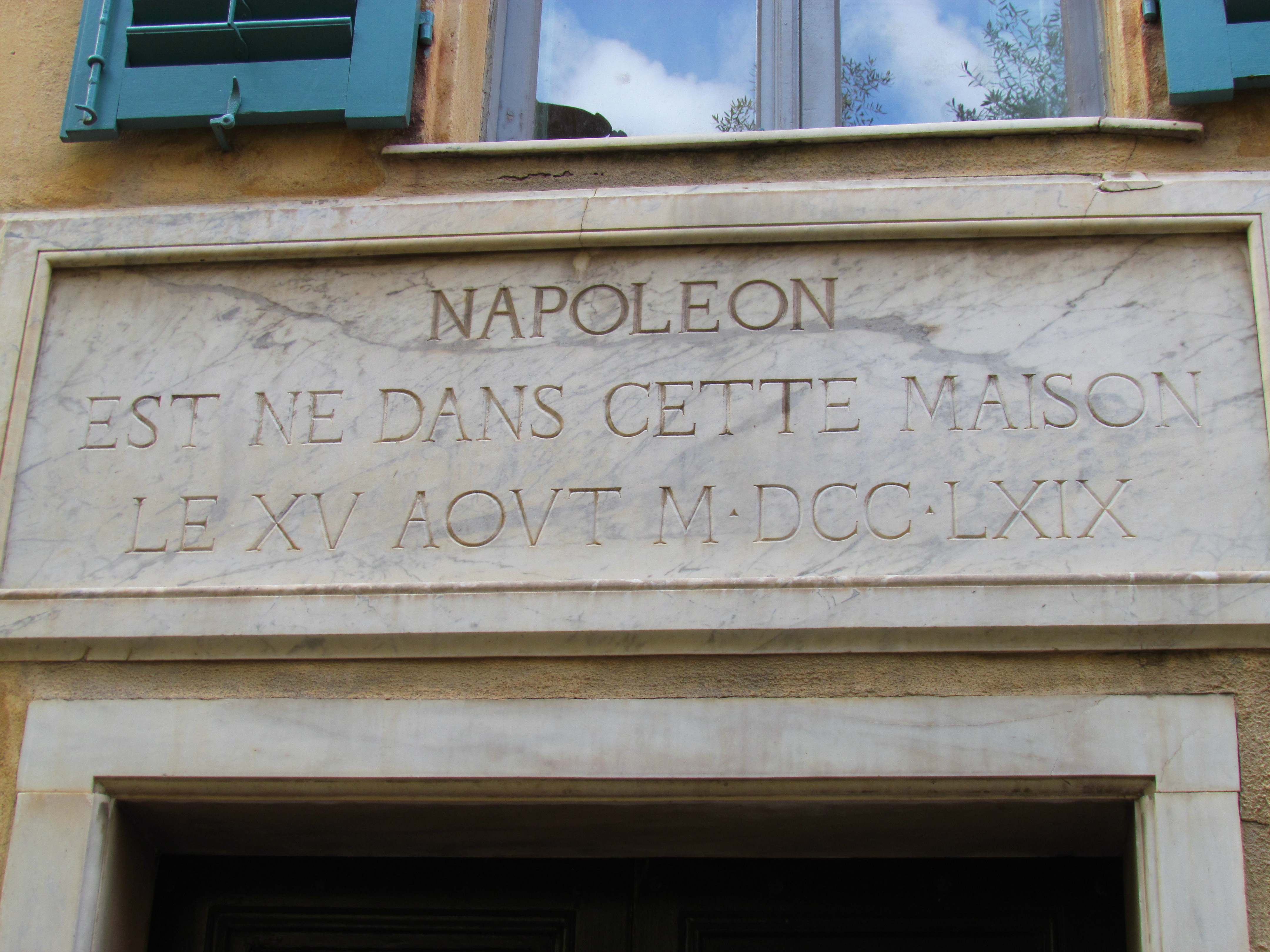 Corsica Archives Finding Napoleon