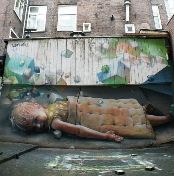 Telmo Miel, street art, graffiti art, street artists, urban murals, urban art, mr pilgrim art.