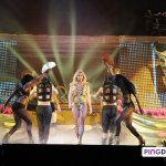Britney Spears Opens YAS Etihad Grand Prix Concerts
