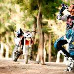 Red Bull's Motorcross Champion Mohammad Balooshi Gets Ready for Rally Dakar