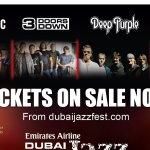 Anthony Younes CEO & Founder of Emirates Dubai Jazz Festival