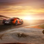 Stunning new McLaren P1TM supercar images
