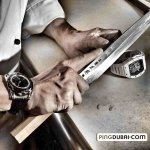 An Experimental Luxury Watches and Food Photo Shoot