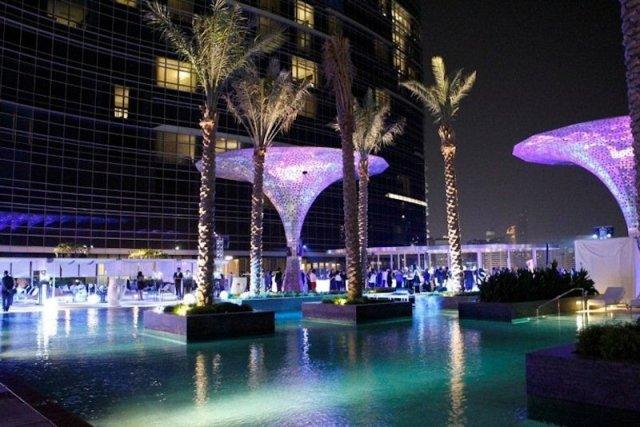 Atmosphere Montblanc Abu Dhabi November 2013