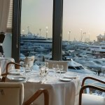 Dining With a View of Formula One