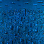 Argentinian Artist Antonio Segui Visits Dubai