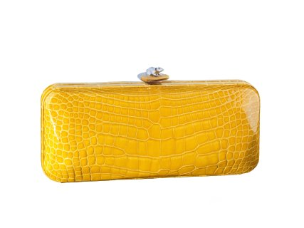 Ethan K - Rat & Cheese - Minaudiere Yellow - AED17,933 WB