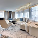 Bentley Suite St. Regis Istanbul, From Your Continental GT To A Continental Breakfast