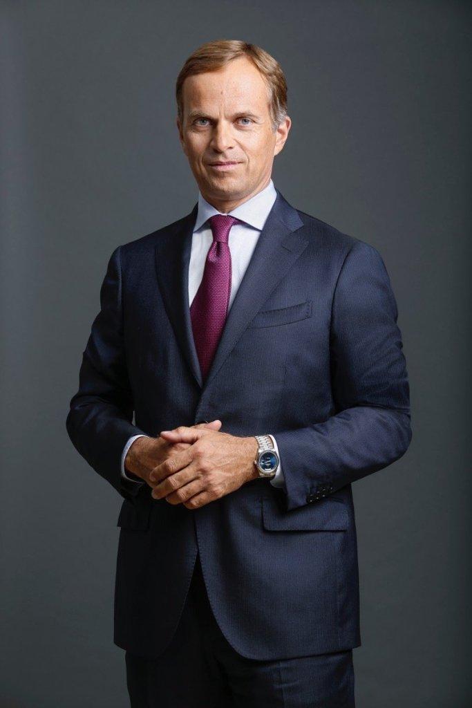Rolex CEO