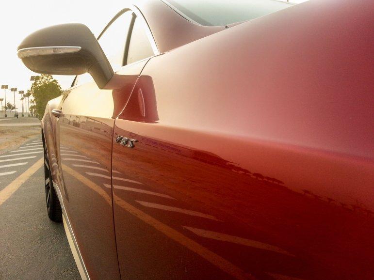Bentley Coupe S