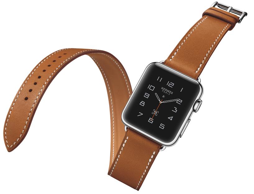 Apple Watch Hermes-DoubleTour