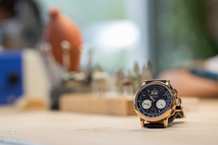 A Lange & Sohne Manufacture 2 Shoot