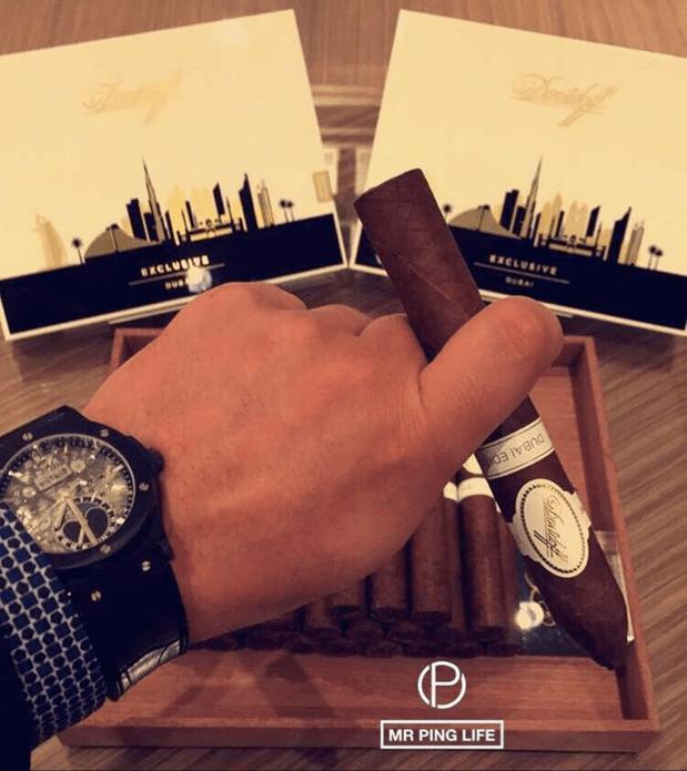 Davidoff Dubai Edition3