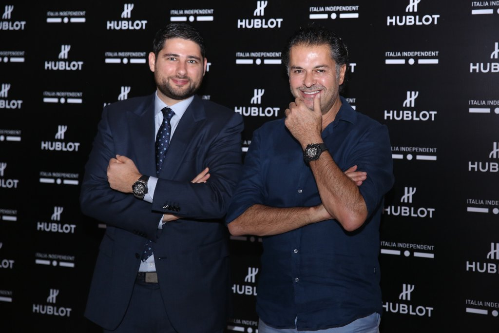 World of Hublot with Italia Independent