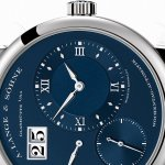 The Winter Blues With A. Lange & Söhne's New Blue Dials