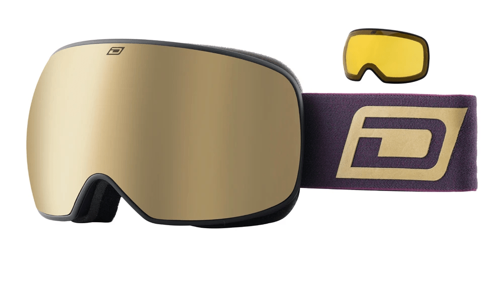 DIRTY DOG MUTANT PROPHECY SNOWBOARD GOGGLES