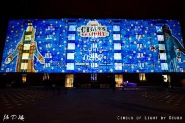 Circus of Light - Lumiere London 2016