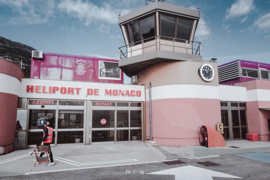 Image of Heliport de Monaco