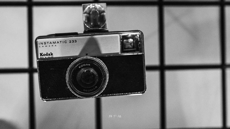 Image of a Kodak Instamatic 233