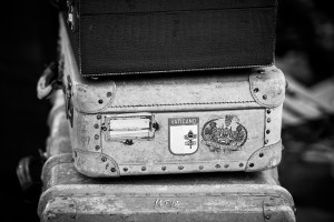 Image of luxury luggage by MrPKalu