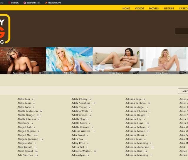 Naughty Blog Pornstars
