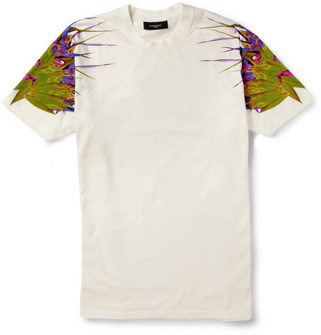 Givenchy Paradise-Print Cotton T-shirt