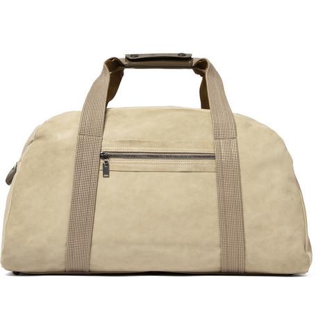 LanvinLeather Holdall Bag