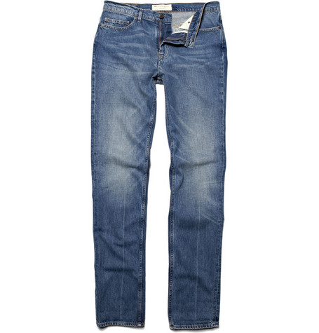 Marc by Marc Jacobs Medium-wash Straight-leg Jeans