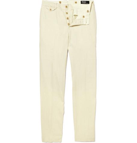 Polo Ralph LaurenVintage Linen Trousers