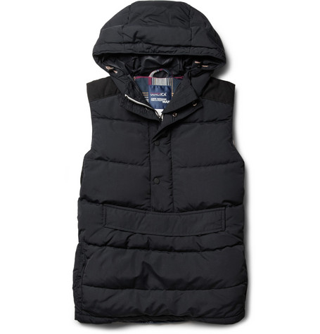 Junya Watanabe Duvetica Hooded Down-Filled Gilet