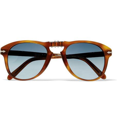 Persol Steve McQueen Folding Polarised Sunglasses