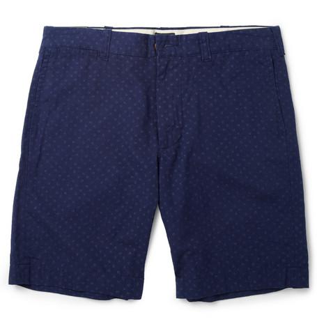 J.CrewStanton Flower-Print Cotton Shorts