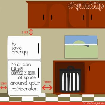Mr Right Refrigerator Quick Tip