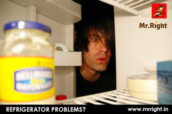 why my fridge is not cooling fast