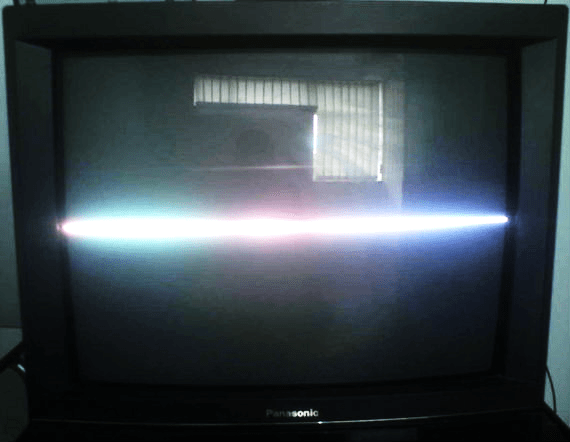7 most common problems with CRT TV and their possible