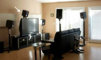 Home-theater-front-channel-speaker-placement