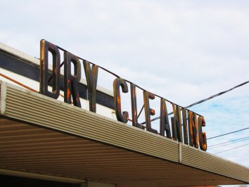 various types of drycleaning services