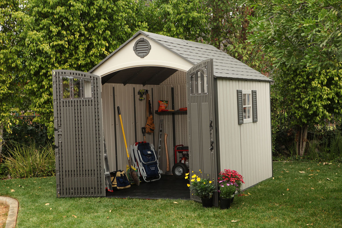 storage shed security