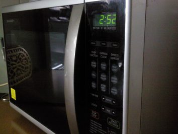 microwave buttons not working reasons