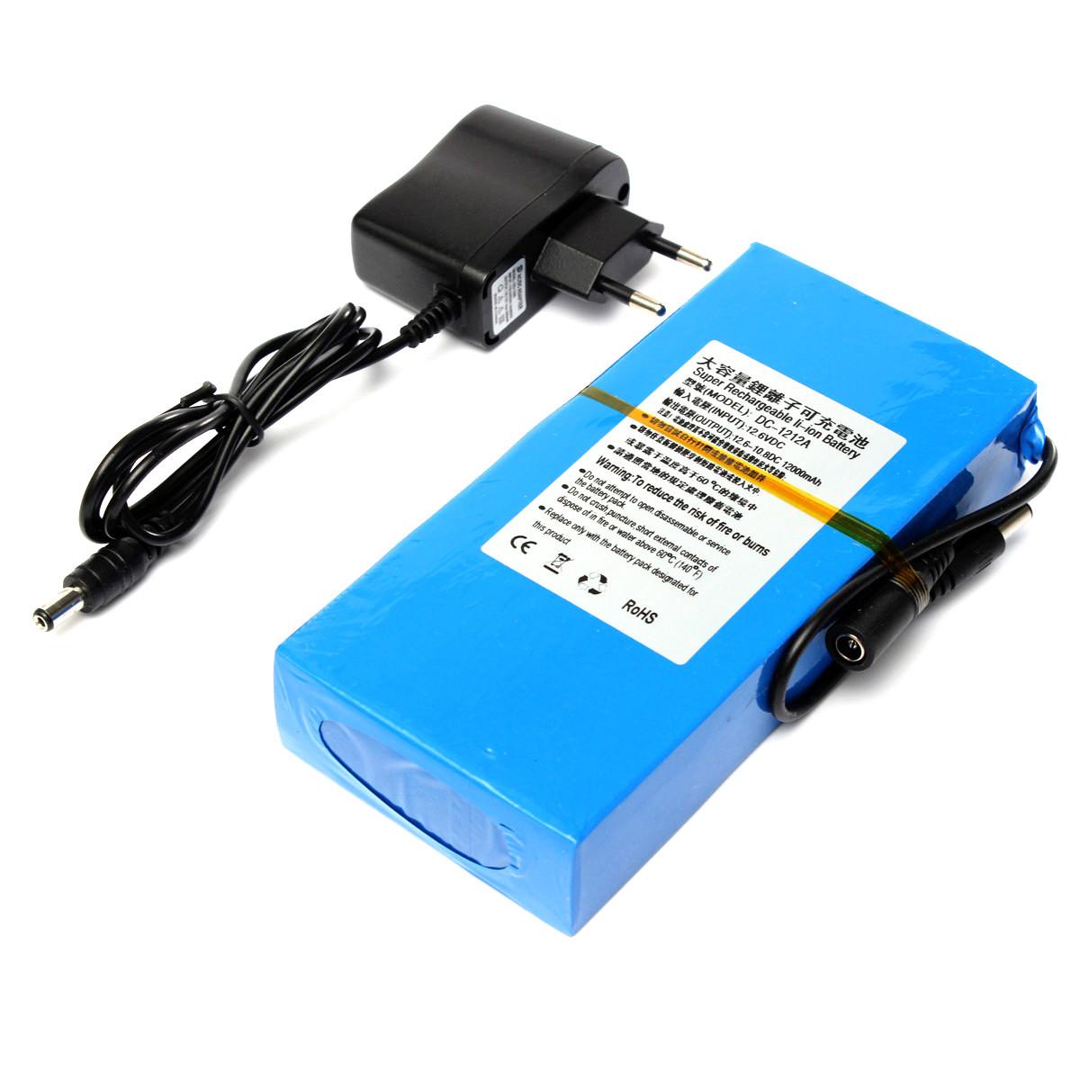 cctv battery pack