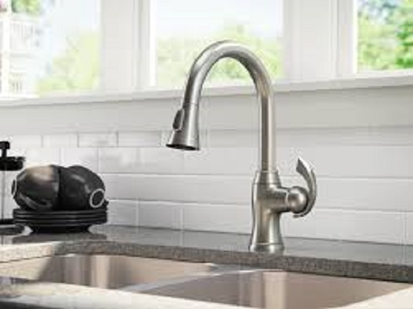 Kingston Brass GS8775CTL Gourmetier  Continental 8-Inch Centerset Single Handle Kitchen Faucet with Pull-Down Sprayer Oil Rubbed Bronze